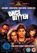 DVD - Einmal beißen bitte - Jim Carrey & Lauren Hutton
