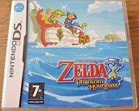The Legend Of Zelda: The Phantom Hourglass Boxed for Nintendo DS NDS UK PAL