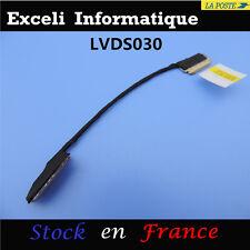 Lenovo ThinkPad X 1 Carbone Gen 2 3 câble LCD 50.4LY01.001 04X5596 HD Nontouch