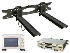 Wandhalterung Mikrowelle Mikrowellenhalterung Küche Microwelle Halterung H75B