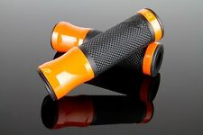 Driven Racing D3 grips Repsol Orange on Black Limited edition CBR KTM RC8 Duke