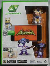 Appgear Akodomon Mobile Application Game ipad 2 iphone ipod Android Stig Zira