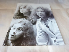 DEEP PURPLE  - Mini poster Noir & blanc 4 !!!!!!!!!!!!