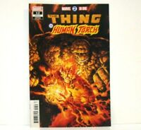 Marvel 2 In One #12 Vol 3 Fantastic Four The Thing Human Torch Phillip Tan Cover