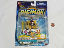 NEW (w/ box wear) Digimon Action Feature WarGreymon Toy Figure - Claw Chopping