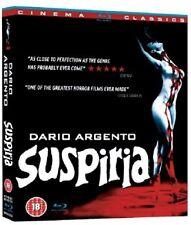 Suspiria - Blu-Ray - Uncut - OOP - Region B - Dario Argento