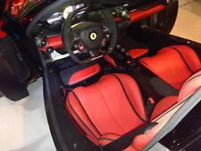 Ferrari LaFerrari Aperta Bespoke Alcantara Leather Carbon Fiber Floor mats