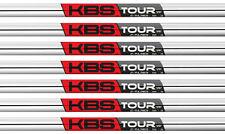 KBS Tour C-Taper 4-PW X-Stiff Flex Iron Shafts .355 Taper - Master Distributor