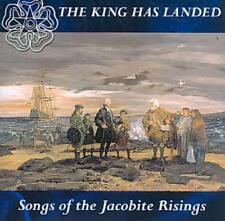 VARIOUS ARTISTS - THE KING HAS LANDED: SONGS OF THE JACOBITE REBELLIONS NEW CD