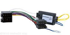 OPEL Corsa C JVC Radio Adapter Kabel Stecker Lenkrad Fernbedienung Interface
