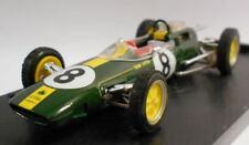 Coche de Fórmula 1 de automodelismo y aeromodelismo verdes