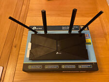 TP-LINK Archer AX50 AX3000 Dual Band Gigabit Wi-Fi 6 Cable Fibre Router