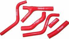 Honda Cr250 Cr 250 Pro Factory Radiator Hoses Y Hose 1985-1989 Red