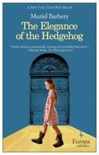 THE ELEGANCE OF THE HEDGEHOG by Muriel Barbery Brand New! PB FREE SHIPPING