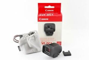 Canon EVF-DC1 Electronic Viewfinder w/Box & Case Near Mint From japan Tested #73