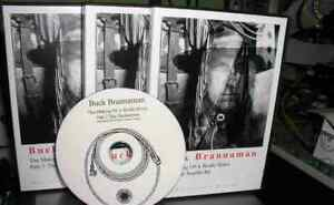 Buck Brannaman The Making of a Bridle Horse riding 3 DVDs set