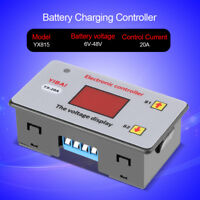 6V-48V Battery Undervoltage Control Over-discharge Protection Controller Module