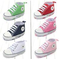 Zapatos Deportivas De Bebé Recién Nacido Suela Suave Moda Casual Antideslizante