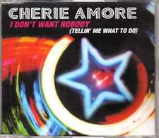 Cherie Amore - I Don't Want Nobody - CDM - 2000 - House 3TR
