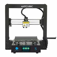 ANYCUBIC 3D Printer Mega S with All Metal Frame and Updated Extruder, FDM DIY Pr