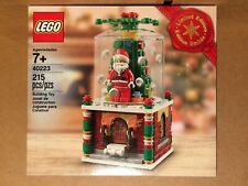 LEGO 2016 Limited Edition Santa Snowglobe - 40223 - New & Sealed