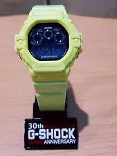 G-Shock Mini GMN-590 Special Green Neon Fluorescent Grow in Dark UV Night Club