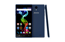 TOP! ARCHOS 55 Platinum, Smartphone, 8 GB, 5.5 Zoll, Blau
