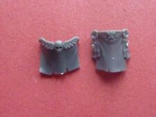 Space Marine TACTICAL SQUAD 2X FRONT DECOR / CLOTH - Bits 40K