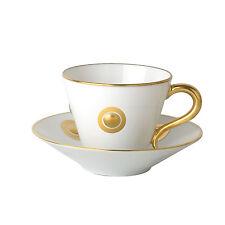 Tasse ITHAQUE or OLIVIER GAGNERE porcelaine BERNARDAUD Limoges NEUVE