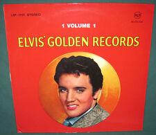 Elvis Presley Golden Records LP LSP-1707 Germany NM Orange