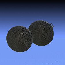 2 Aktivkohlefilter Filter für Jan Kolbe Triton 85 A, Triton 85 CN, Triton 85.2 A