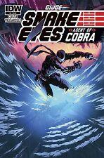 G.I. Joe Snake Eyes Agent Of Cobra #3 (NM)`15 Costa/ Villanelli