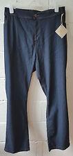 Cotton Blend Indigo, Dark wash Plus Size Jeans for Women