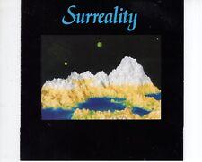 CD IAN BODDY - PAUL WARD - EA .surrealityNEAR MINTBERLIN SCHOOL (R1066)