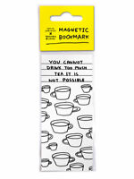 David Shrigley Gifts Funny Hilarious Magnetic Bookmark Novelty Cheap Present