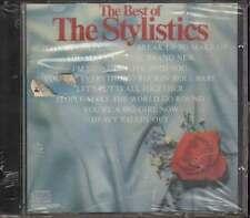 The Stylistics CD The Best Of The Stylistics Sigillato AGEK 2002
