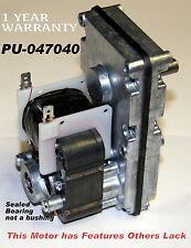 ENGLANDER PELLET  MOTOR - 1 RPM - PU-047040  NEW STOCK  PU047040 Very Quiet   aa