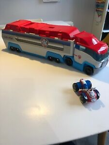 Paw Patroller Includes Ryder Vehicle