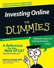 Investing Online for Dummies, 5th Edition