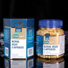 New Zealand Manuka Health Royal Jelly 365 Capsules