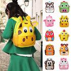 Baby Kids Boy Girl Animal casual Backpack Cartoon Small Shoulder School Bag gift