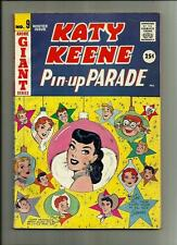 KATY KEENE PIN-UP PARADE #9  1959~'60  ARCHIE COMICS  SILVER AGE COMIC BOOK