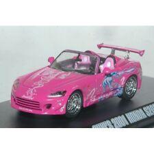 1:43 Fast & Furious Suki's 2001 Honda S2000 Pink Greenlight