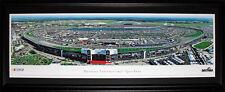 Daytona 500 International Speedway Race Track NASCAR Racing Panorama Frame