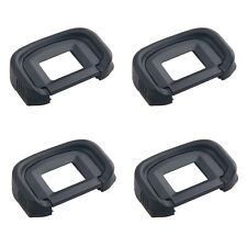 4x Rubber DSLR RSO Eye Piece Eye Cup Eg For Canon EOS 1D 1Ds 5D Mark Replacement