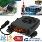 150W Car Portable 2 in 1 Ceramic Heating Cooling Heater Fan Defroster Demister