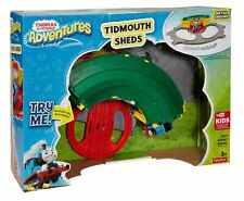 Thomas & Friends Adventures TIDMOUTH SHEDS Playset with Thomas Train Figure