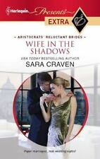 Wife in the Shadows (Harlequin Presents Extra), Sara Craven, 0373528302, Book, A