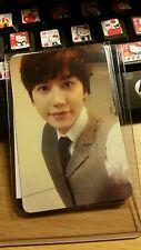 Super junior kyuhyun 1st mini album official photocard card Kpop K-pop