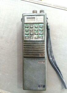 icom IC-02AT 2 meter ham radio transceiver,